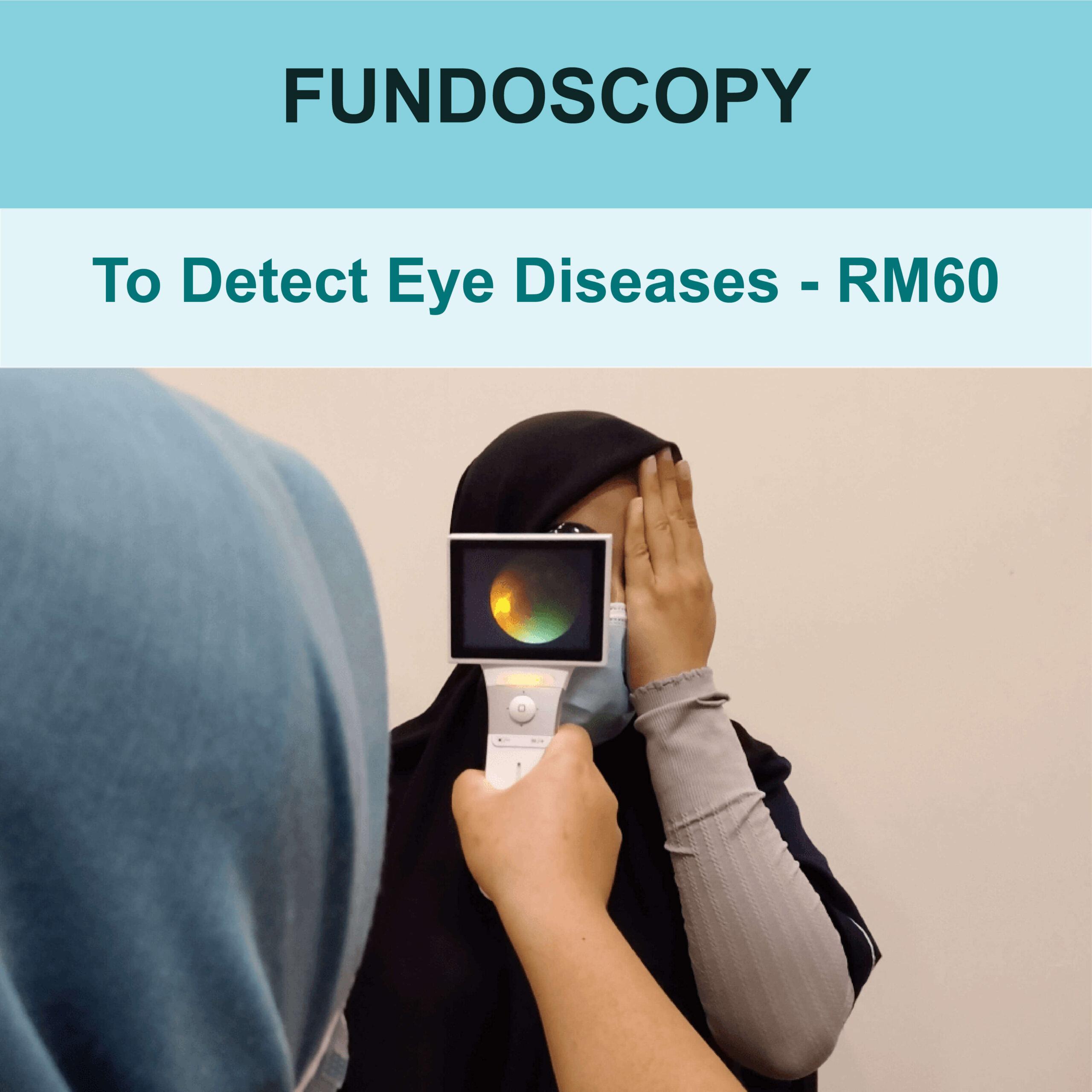 Fundoscopy - AMS Care Clinic 1